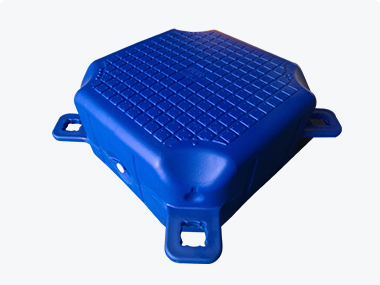 Low Profile Floating Dock Cube