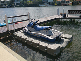 Drive On Docks