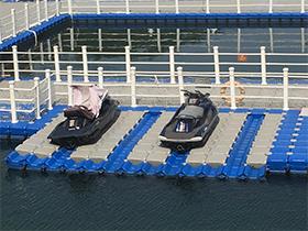 Jet Ski Floating Dock