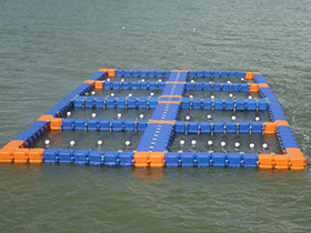 Floating Fishing Cage