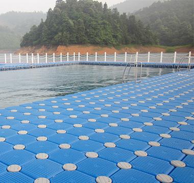 HiSea floating swimming pool