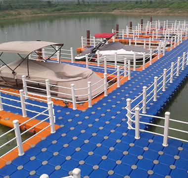 plastic pontoons for docks