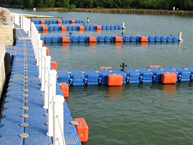 Floating Dock in Suzhou