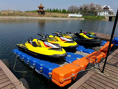 Jet Ski Dock in Beijing