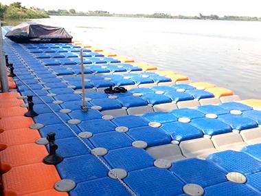 Jet Ski Dock in Jiangsu