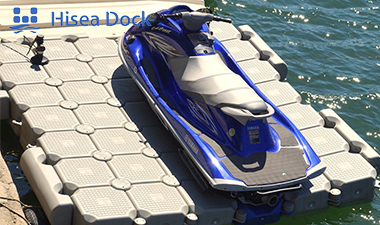 drive on dock