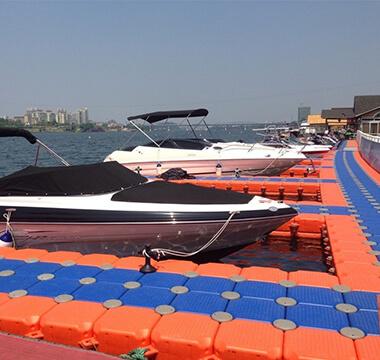 HiSea Dock PWC Dock