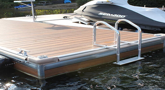 Jet Ski Aluminum Floating Dock