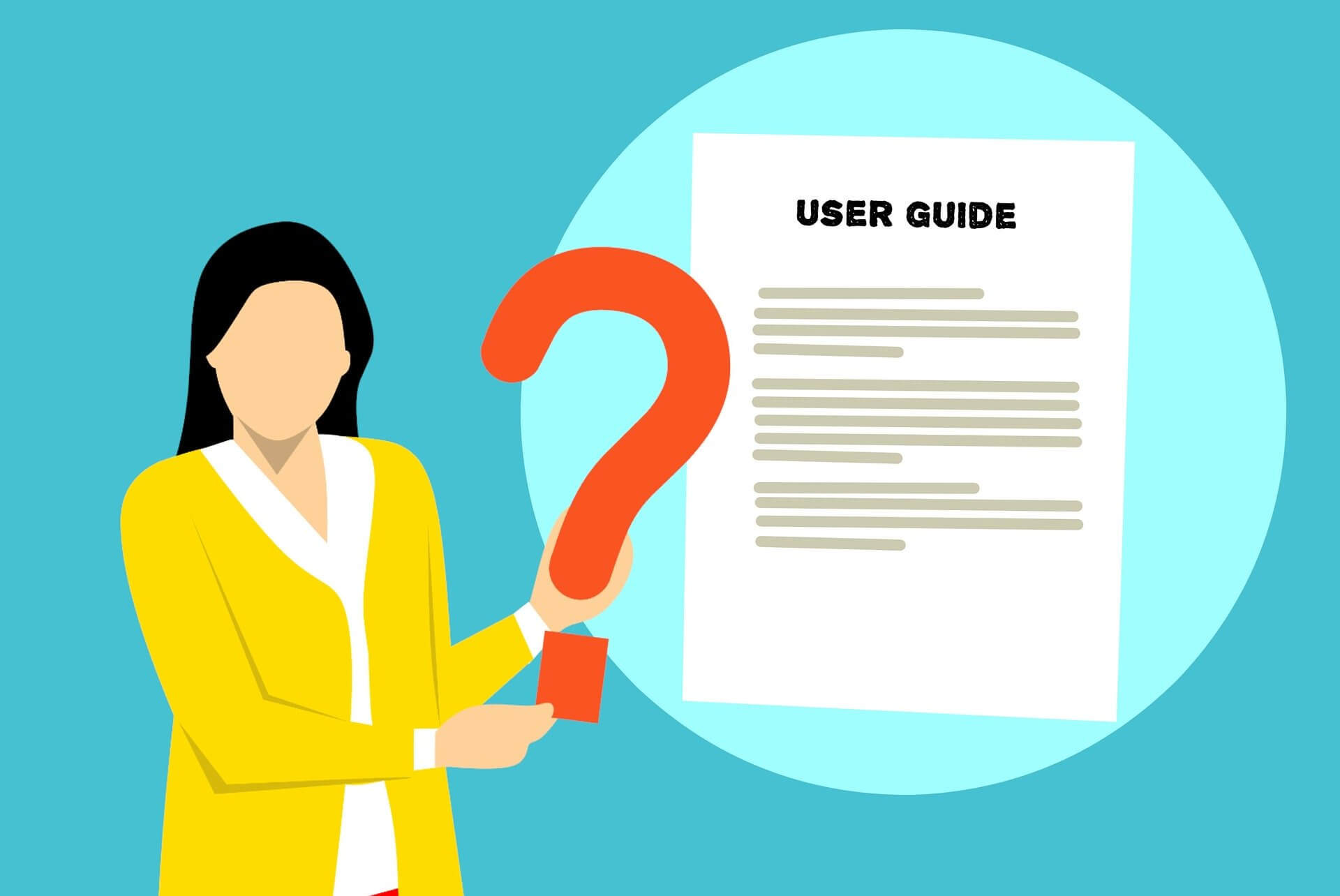 Read the Manual or User Guide