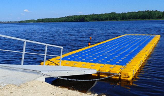 Floating Dock from HiSea Dock