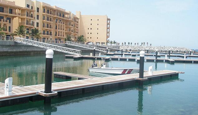 Aluminum Jet Ski Floating Dock
