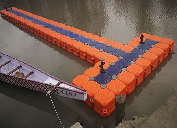 Hiseadock Plastic Dock
