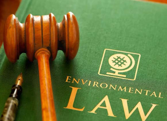 An Environmental Law Book