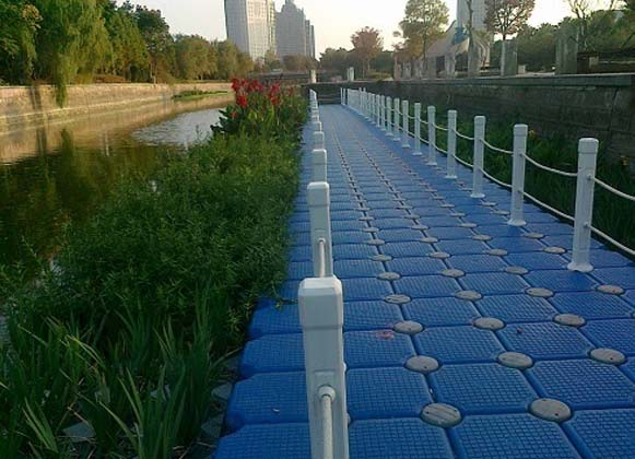 A Floating Walkway