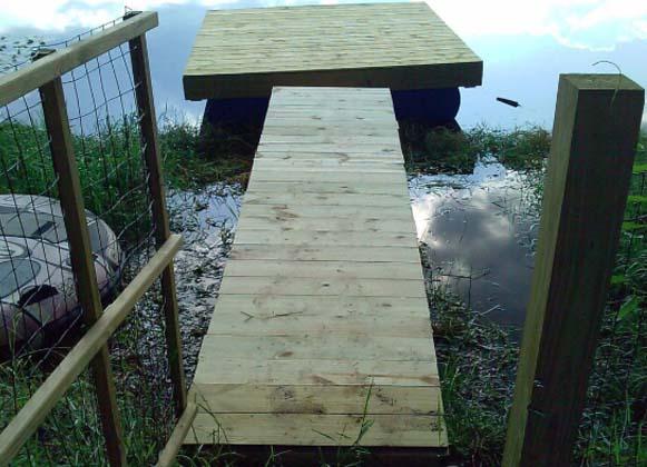 A Complete Floating Platform