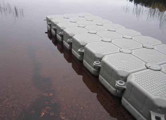 Floating Plastic Dock