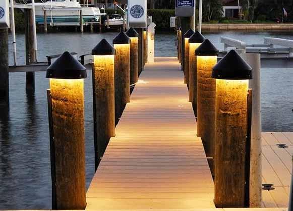 Piling Dock