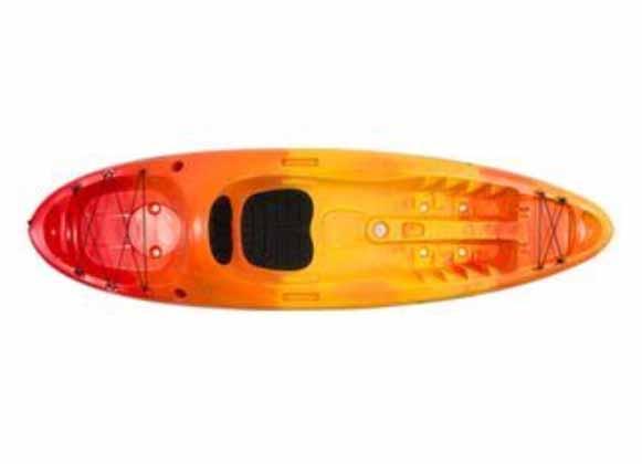 The Perception Access 9.5 Kayak