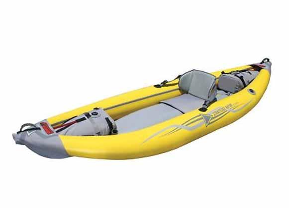 White-Water Kayak