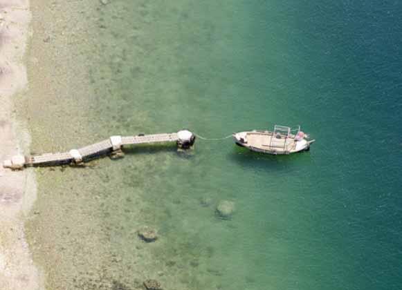 A Boat Dock