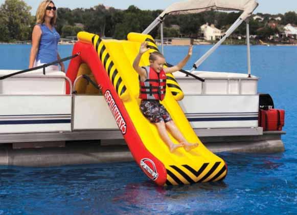 A Boat Slide