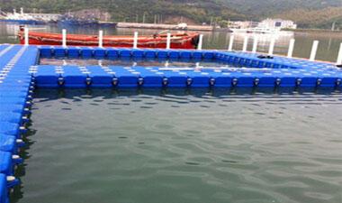 Fish Farming Pontoon Cage