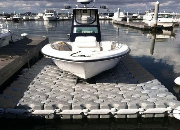 Plastic Modular Dock