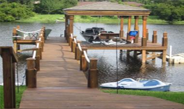 Deck & Dock
